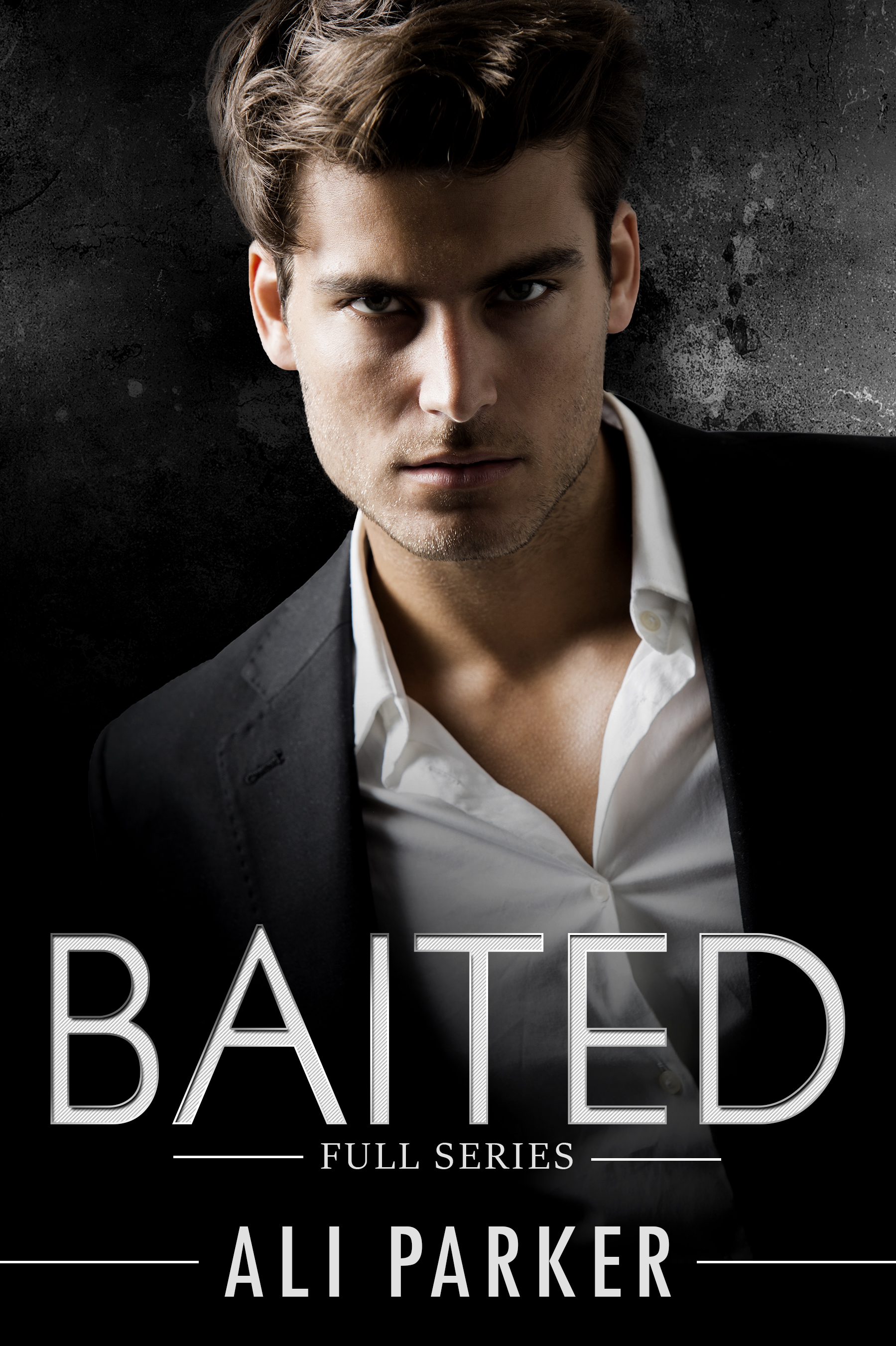 Baited Series E-Book Cover