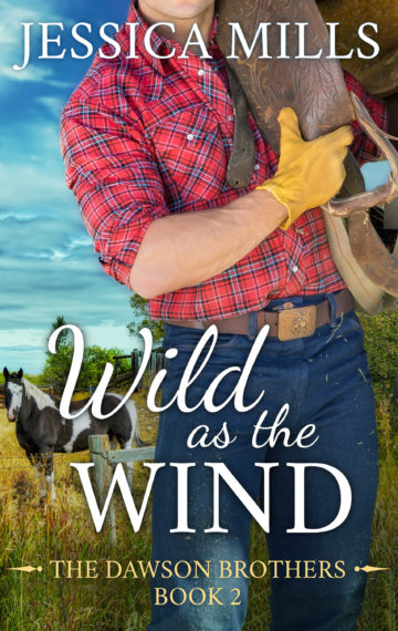 Wild as the Wind  The Dawson Brother's #2